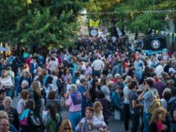 Más de 30 mil personas en la feria Leer y Comer
